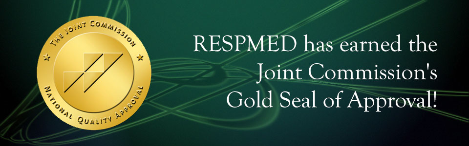 JOINT Seal of Approval for RespMed Home Medical Equipment