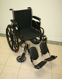 RespMed Wheelchairs Product Picture